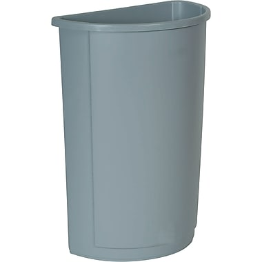 Untouchable Containers, Untouchable Half Round Container, Wt. lbs., 8, Dimensions L