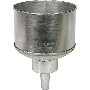Non-tilt Steel Funnels