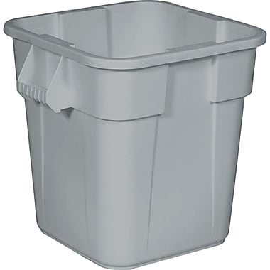 Square Brute Containers, Brute container, Capacity US Gal., 28
