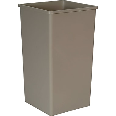Untouchable Containers, Capacity US Gal., 50, Dimensions L
