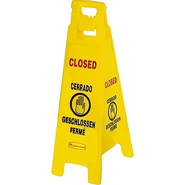 Floor Safety Signs, NC531, Wet Floor