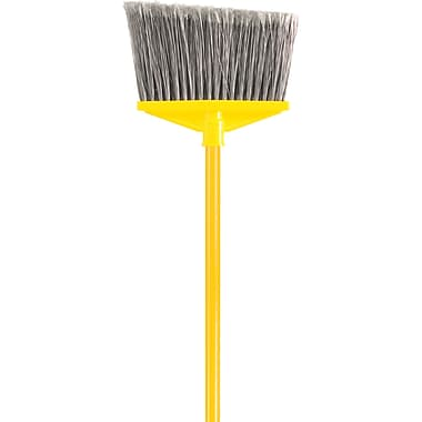 Angled Brooms, 3/Pack