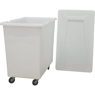 Mobile Ingredient Bins, Capacity Imperial Gal., 45