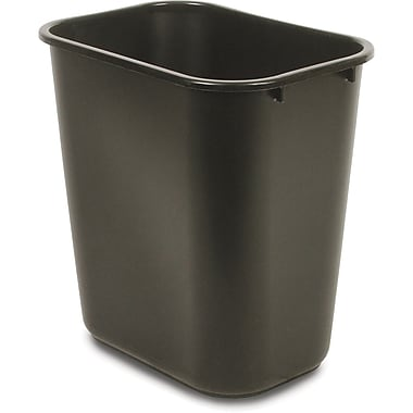 Soft Wastebaskets, Cap. Quarts, 41, Qty/Pk, 3, NG979, 38.8, 3/Pack