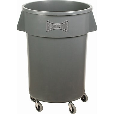 Gladiator Waste Containers, Gladiator container, Capacity US Gal., 44
