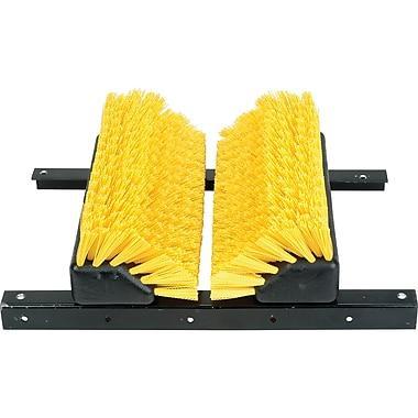 Nettoyants pour chaussures et bottes, brosses de remplacement, 3/paquet