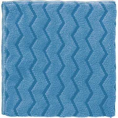 Microfibre Hygen Cloths, Microfibre Cloth, Glass, 12/Pack