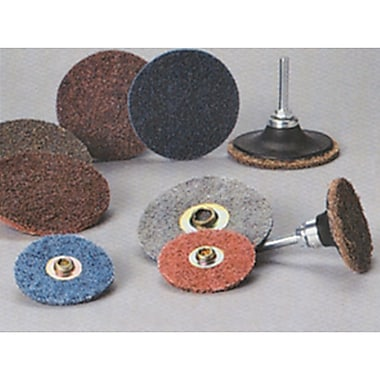 Surface Conditioning Discs, Fe Material, Qty/pk 50, Nw105