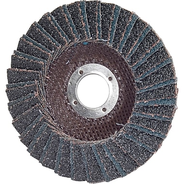 Flap Wheels, Merit Metal Flap Discs, Qty/pk 36, Nr889