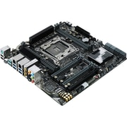 ASUS Workstation Motherboard, Intel X99 Chipset, Micro ATX (X99-M WS)