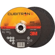 Depressed Center Grinding Wheels Type 27, Cubitron Ii
