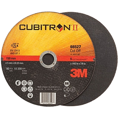 Cut-off Wheels Type 1, Cubitronii, Nu230