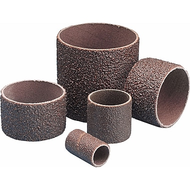 Spiral Bands-evenrun Spiral Bands-241d, (aluminum Oxide, X Weight Cloth)