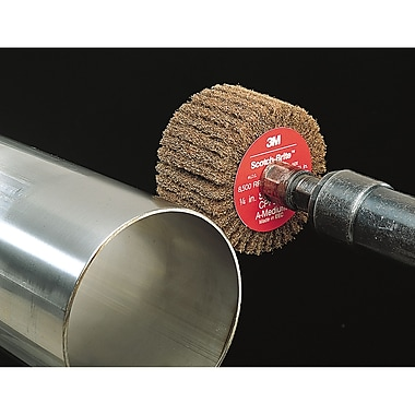 Scotch-brite Flap Brushes, NW061, 3/Pack