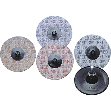 Buff & Blend Products, Scotch-brite Exl Roloc Unitized Wheels, Nw074