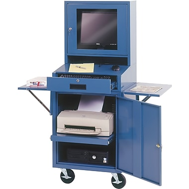 Mobile Security Computer Cabinets, Cabinet,