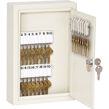 Key Storage Cabinets, Cabinet, 8, 2/Pack