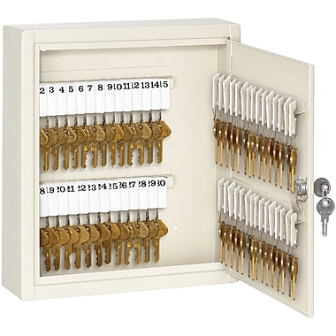Key Storage Cabinets, Cabinet, 10.75