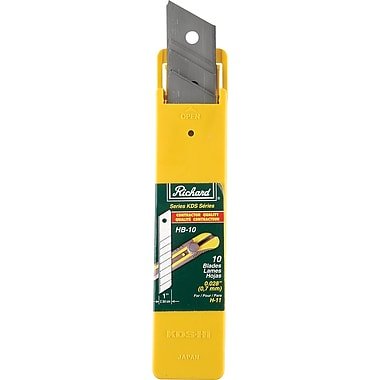 Knives/Cutters, Replacement Blades, PC546