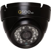 Q-See® QTH7213D 1MP Wired Surveillance Camera, Black