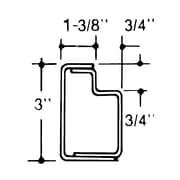 Pronto Shelving Components, Beam, RA405