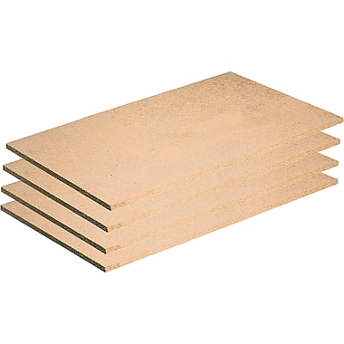 Particle Board, 42x15, 4/Pack