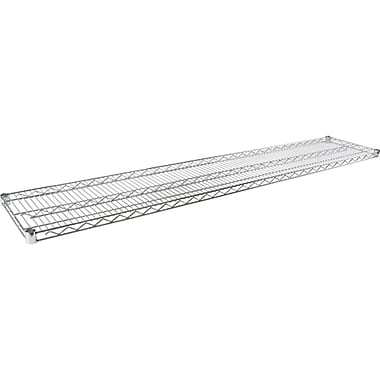 Chromate Wire Shelving, Wire Shelves, RL035, 4/Pack