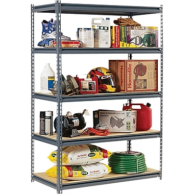 UltraRack Heavy-Duty Boltless Shelving, RL896