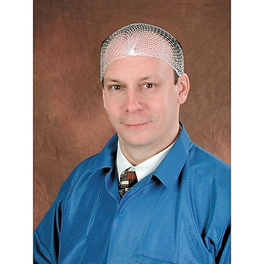 Safety SN752 Hair Nets, 144/Pack