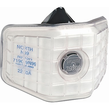 7190N99 Low Maintenance Half Mask-Respirator