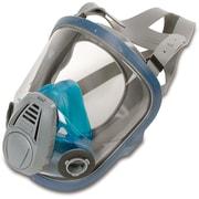 MSA Advantage 3000 Full Facepiece Respirator with Rubber Head Harness)