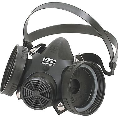 MSA Comfo Classic SoftFeel Hycar Half-Mask Respirator, Large (SAG072)