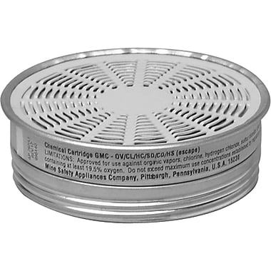 Comfo Respirator Cartridges, Sag129, Filter Pads/cartridges