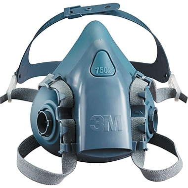 7500 Series Reusable Half Facepiece Respirators, SAG264, Half-Face Respirator