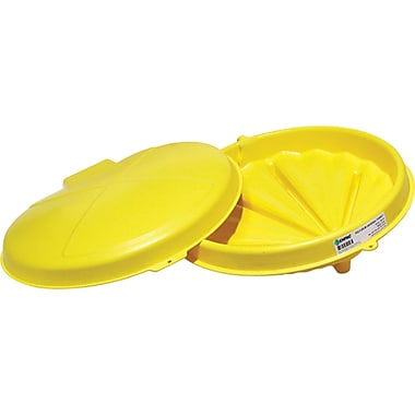 Universal Poly-drum Funnel Cover
