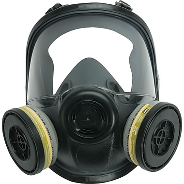 5400 Series Low Maintenance Full Facepiece Respirators, SAH791, Full-Face Respirator
