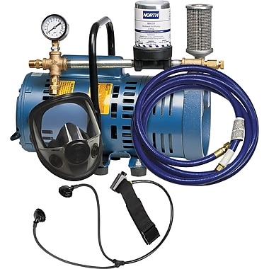 North Ambient Air Pumps - For Continuous Flow Respirators