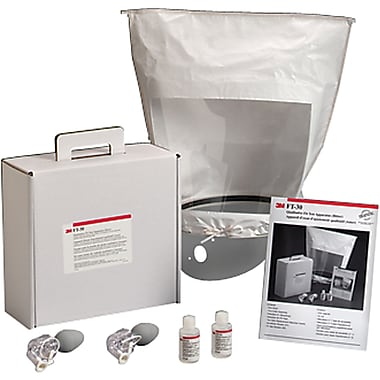 3M FT-30 Qualitative Fit Test Kit with Bitter Testing Solution