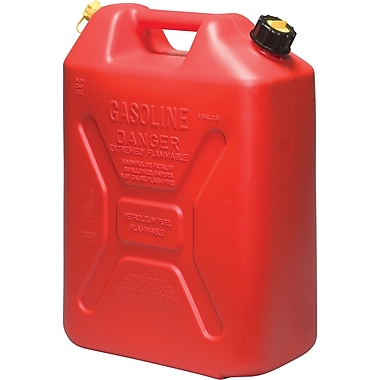 Jerry Cans, Capacity Us Gallons, 5.3, Sak856