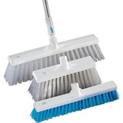 """Spill Kit Tools, Polyester Broom, Stiff, Dimensions L"""" X W"""", 2.5 X 18.5"""