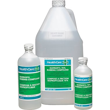 Isopropyl Rubbing Alcohol, SAM947, Rubbing Alcohol, 36/Pack