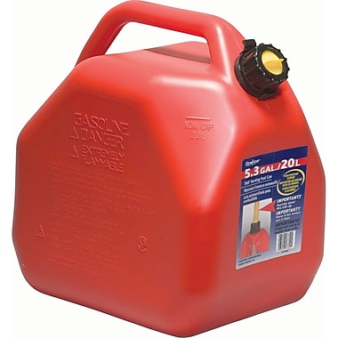 Jerry Cans, Capacity Us Gallons, 5.3, Sao958