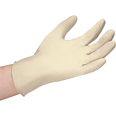 Examination Grade Latex Gloves, 4 mil, SAP342, 1200/Pack