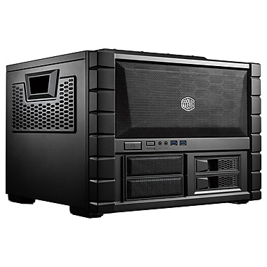 Cooler Master HAF XB EVO High Air Flow Mid Tower Computer Case, Black (RC-902XB-KKN2)