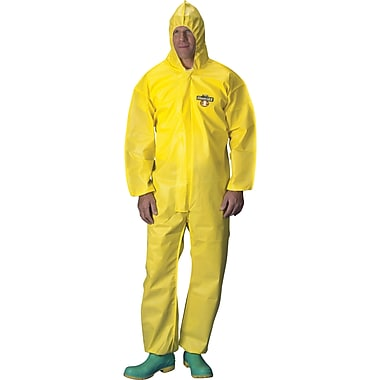 Chemmax 1 Coveralls, Sar009, 4x-large, 5/Pack