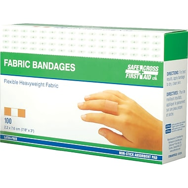 Fabric Bandages, SAY263, 1200/Pack