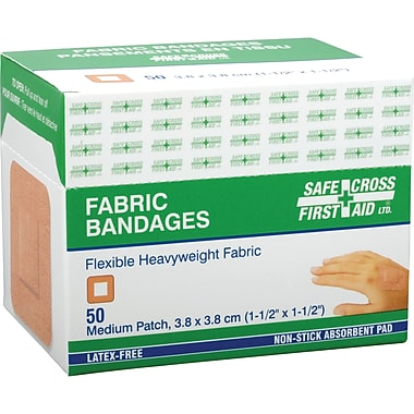 Fabric Bandages, SAY265, 600/Pack