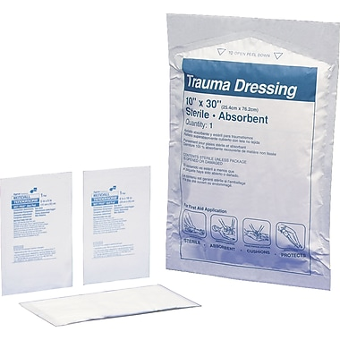 Tampons abdominaux, SAY356, 24/paquet