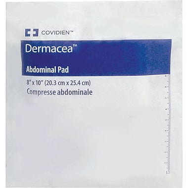 Abdominal Pads, SAY357, 24/Pack