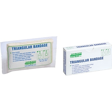 Triangular Bandages, 24/Pack